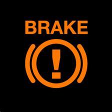 bmw handbrake warning light the brake warning light is on auto repair help
