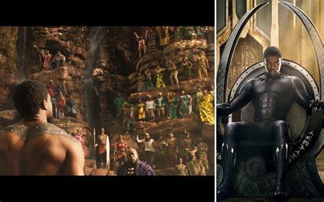 marvel film gossip black panther poster teaser trailer released black