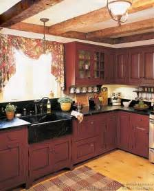 rustic country kitchen a rustic country kitchen in the early american style