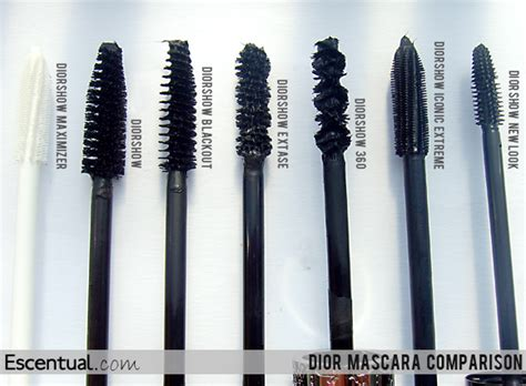 Diorshow Blackout Mascara Review by A Closer Look At The Diorshow Mascara Collection