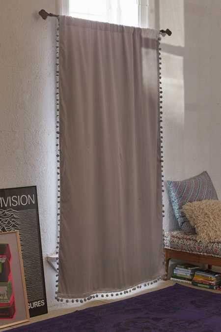 palma fringe light blocking window curtain window curtains window panels outfitters