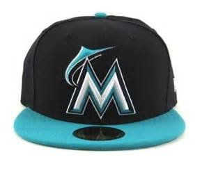 mariners colors miami marlins new era 59fifty fitted caps seattle