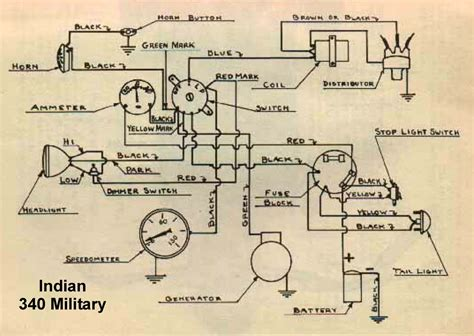 1946 indian chief wiring diagram wiring diagram schemes