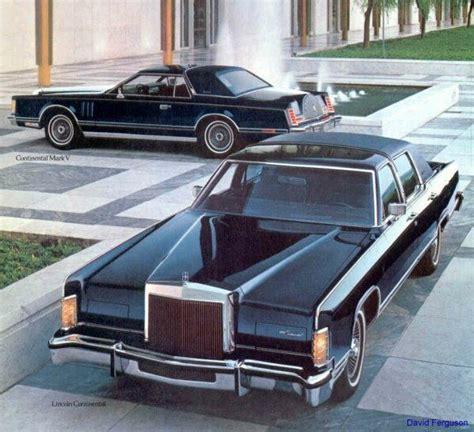 mark jackson automotive lincoln continental mk v diamond jubilee lincoln