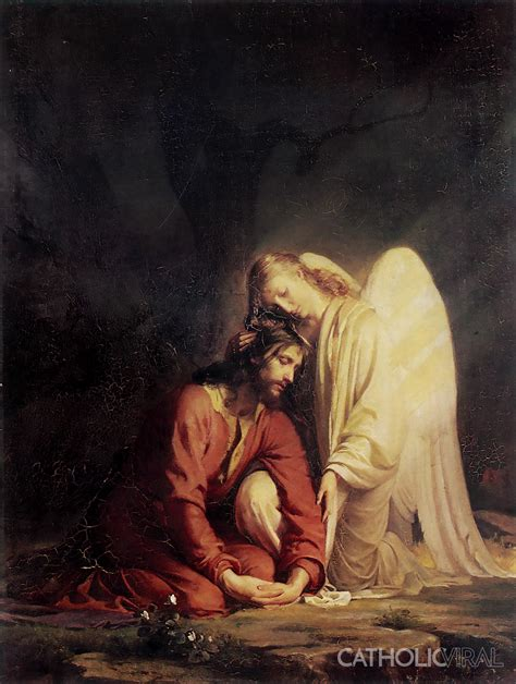 The Agony In The Garden by 54 Free Paintings Of The Resurrection Of Jesus 187 Catholicviral