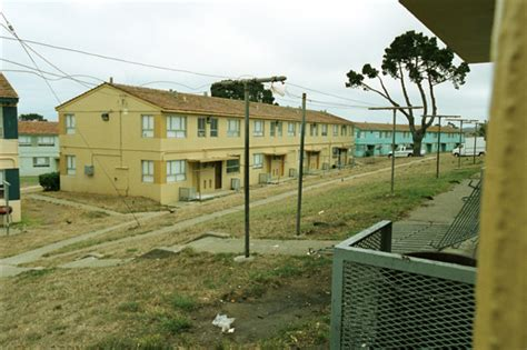 Sunnydale Housing Projects by San Francisco Housing Projects