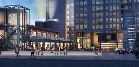 the yard mixed use development planned for ivanhoe village