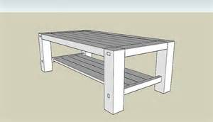 Coffee Table Drawing Coffee Table 1 Sketchup Drawings Need Some Input By