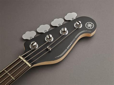 Yamaha Bb 434 4 String Bass Guitar Black yamaha bb 234 electric 4 string bass guitar in black yamaha