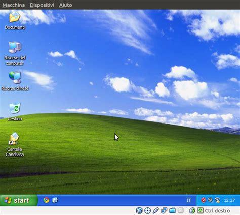 Window Si Windows Xp Fabry Linux