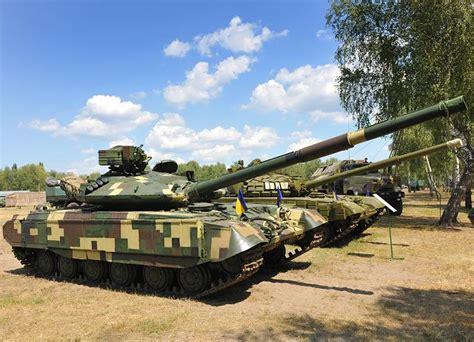 Ukroboronprom to supply modernized T-64 and T-72 main ... Ukraine Military Equipment