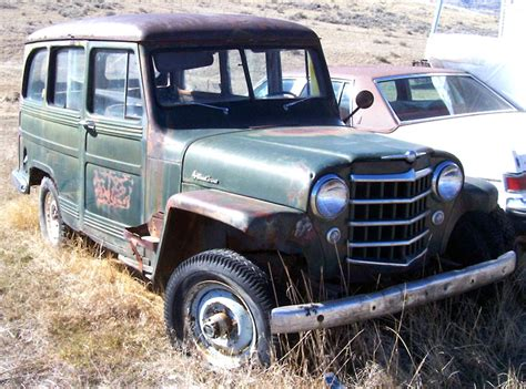 jeep wagon for sale 1953 willys jeep 1 2 ton 4x4 utility wagon for sale