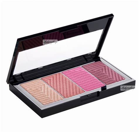 Maybelline Master Blush maybelline master blush pallette colour highlighting