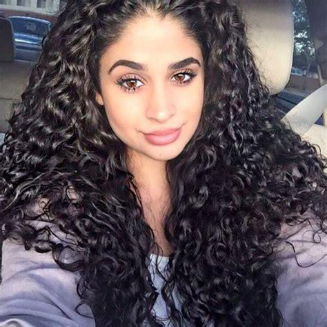 middle eastern hair women wiki hair crush of the week merian type 3b naturallycurly com