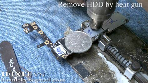 how to fix and replace hdd iphone 6 error 9 14 4013