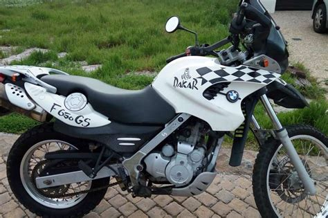 2001 Bmw F650gs by 2001 Bmw F650 Gs Dakar Motorcycles For Sale In