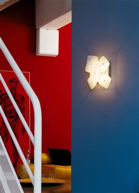 flaver illuminazione flaver kb quadro 291 4 lada da parete ladari
