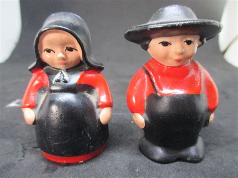 Woman W Salt Pepper | woman w salt pepper woman w salt pepper cast iron amish
