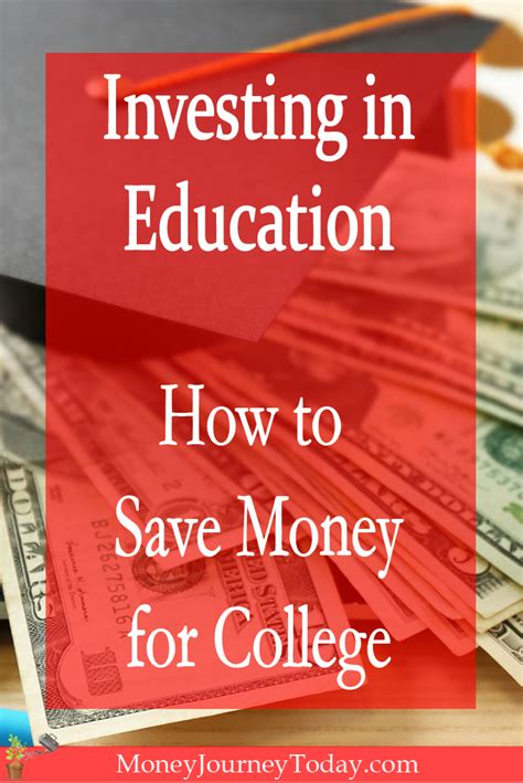 10 Ways To Save Money For College by Saving Money For College Education Www Pixshark