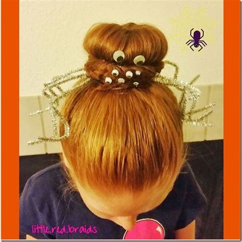halloween hairstyles spider 100 best images about halloween hairstyles on pinterest