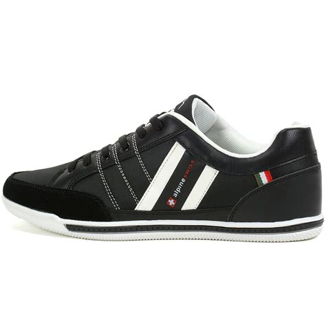 sneakers casual shoes athletic shoes eastbay alpine swiss stefan mens retro fashion sneakers tennis