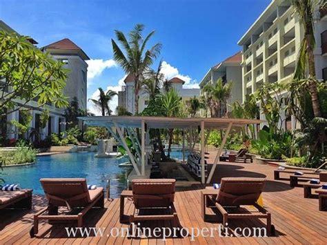 Hotel Swiss Bell Di Bali apartemen dijual condotel swiss belhotel kuta bali md499