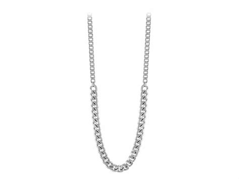 cadenas de plata liverpool cadena delgada steve madden en acabado plata liverpool es