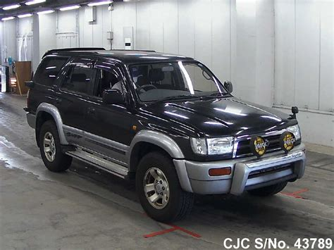 1997 Toyota Hilux Surf 1997 Toyota Hilux Surf 4runner Black For Sale Stock No