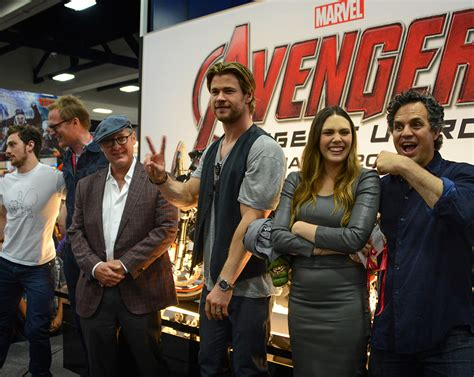 james spader in avengers 4 cast of marvel s avengers age of ultron at comic con