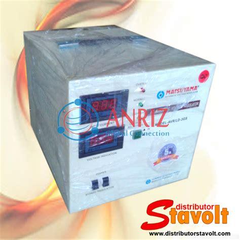 Stabilizer Matsumoto 3000n Murah distributor stavolt stabilizer indonesia distributor stavolt stabilizer harga murah dan