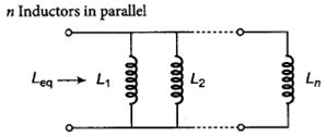 two inductors in parallel network solution methods