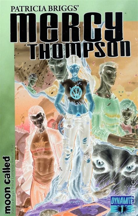 Mercy Thompson Series Buku 1 Moon Called Lolongan Malam mercy thompson moon called 2010 dynamite comic books