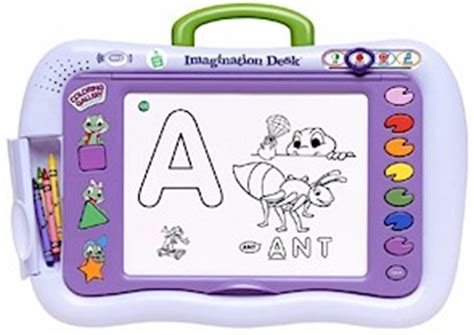 leapfrog imagination desk book for pinterest