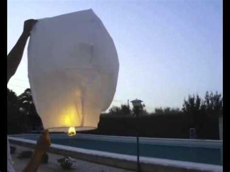 costruire lanterna volante come realizzare delle lanterne volanti fai da te mania