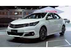 2018 Toyota Corolla XLI Model