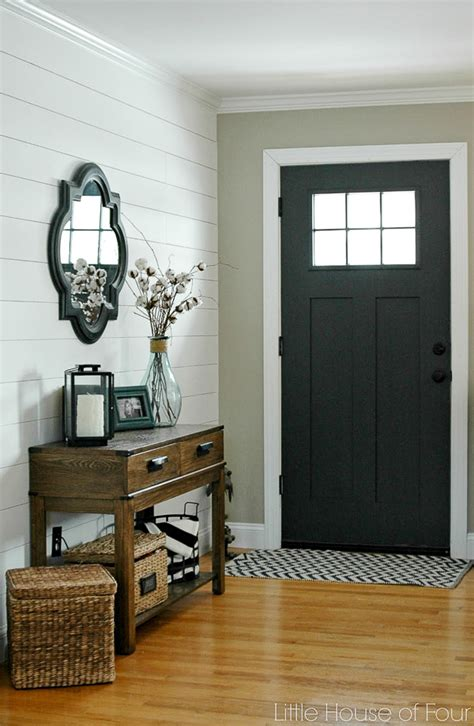 fixer foyer ideas remodelaholic 100 inspiring mudrooms and entryways