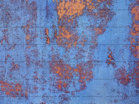 Rugged Background by Paper Backgrounds Blue Orange Rugged Metal Texture
