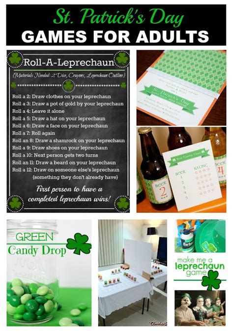 st patrick s day and adults