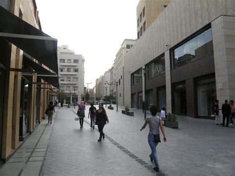 beirut souks downtown shop sobeirut منطقة التسوق في بيروت المرسال