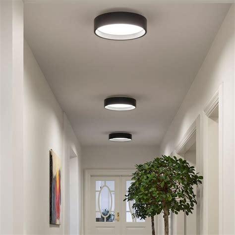 beleuchtung vorhaus louis poulsen lp circle surface light sparekassen