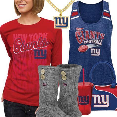 New York Giants Nfl Fan Gear New York Giants Female Jerseys