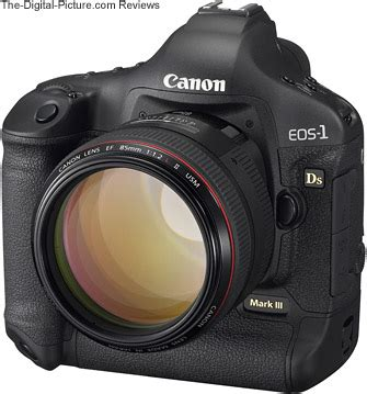 canon eos 1ds mark iii specifications