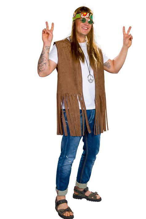 Hippie Kaufen by Hippie Weste F 252 R Herren Braun G 252 Nstig Kaufen Bei