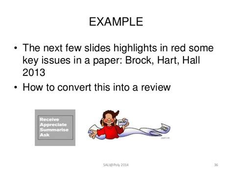 Literature Review How To Start by How To Start Your Literature Review