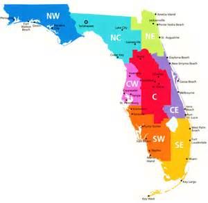 map of florida regions operators florida motorcoach association