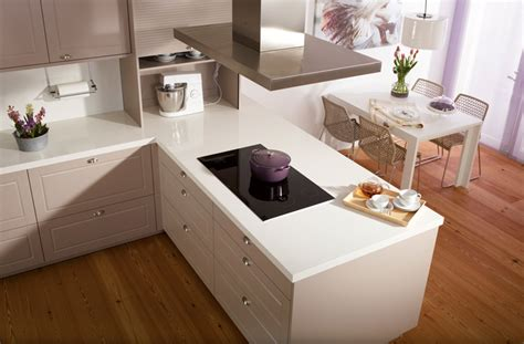 encimeras de cocina compac encimera de cocina de quartz compac cocinas santos dc