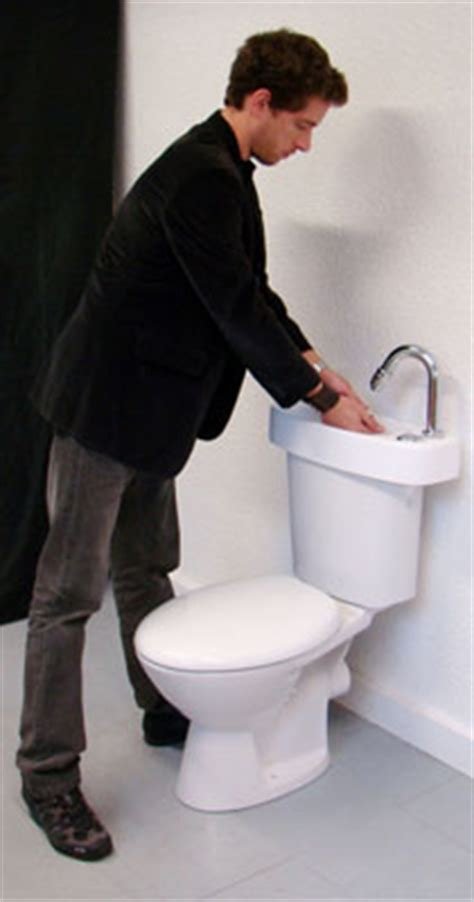 wc lavabo wici concept leaflets for our toilets with adaptable wash basin