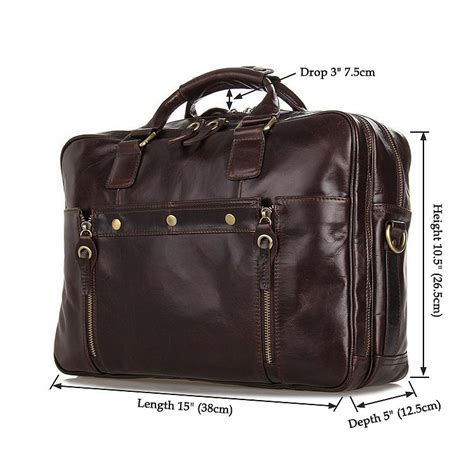 large for leather leather travel briefcase large leather briefcase for