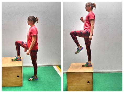 Exercise Step Up Stool by Step Up 10 Functional Leg Exercises
