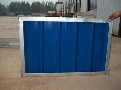 prefab fence sections prefabricated fence panels fences